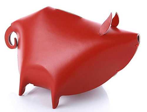 Pedro-Ressigs-Reconstituted-Leather-Piggy-Bank